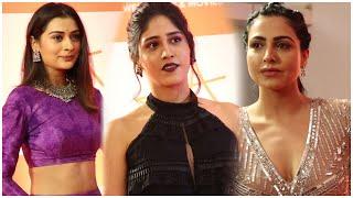 Tollywood Celebrities Photoshoot Exclusive Video @ Aha Event | Telugu Actress PhotoShoot Videos - TFPC
