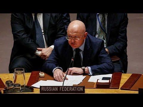 connectYoutube - Rusia propondrá al Consejo de Seguridad crear un organismo para investigar ataques químicos en Siria