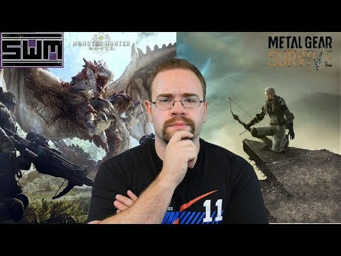 connectYoutube - News Wave - Monster Hunter World Devs Talk Switch And Metal Gear Survive Producer Apologizes To Fans