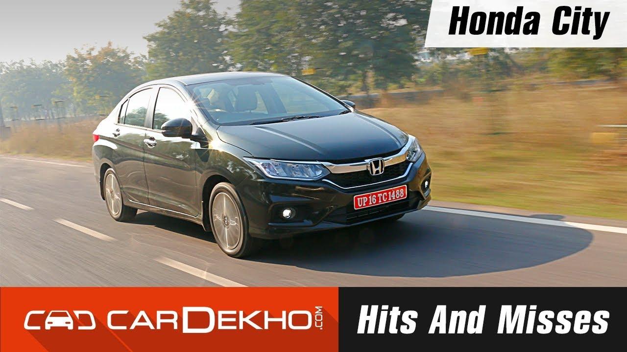 Honda City Hits & Misses | CarDekho
