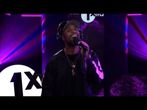 connectYoutube - DVSN One In A Million/Purple Rain in the 1Xtra Live Lounge