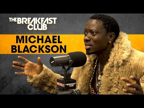 connectYoutube - Michael Blackson Addresses His Haters, Trashes Kevin Hart + More