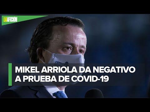 Directiva Liga BBVA Mx libre de covid