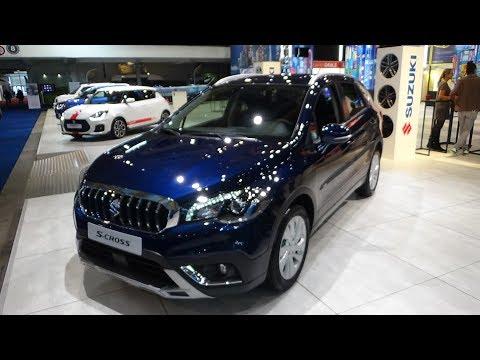 2018 Suzuki S-Cross - Exterior and Interior - Auto Show Brussels 2018