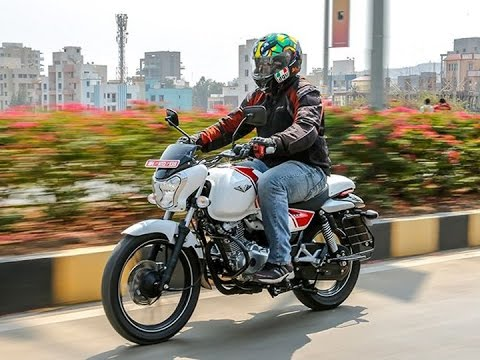 Bajaj V15 :: Video Review :: ZigWheels