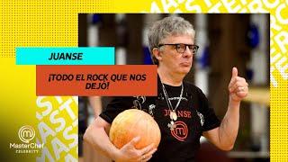 El rock que Juanse nos dejó - MasterChef Argentina 2021