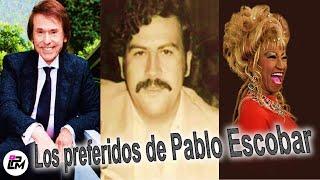 La música escuchada por Pablo Escobar para cada ocasión