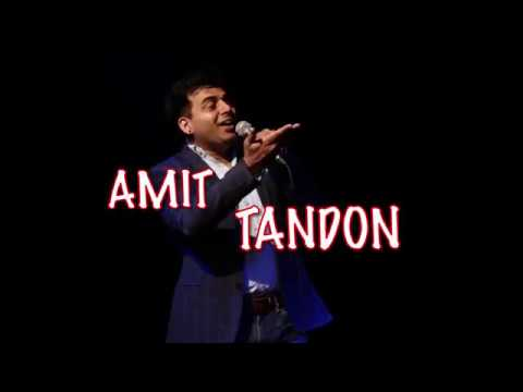 connectYoutube - Tumko Mujh Mein Kya Achcha Lagta Hai- Stand Up Comedy by Amit Tandon