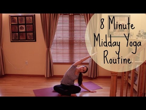 Mid-day Yoga