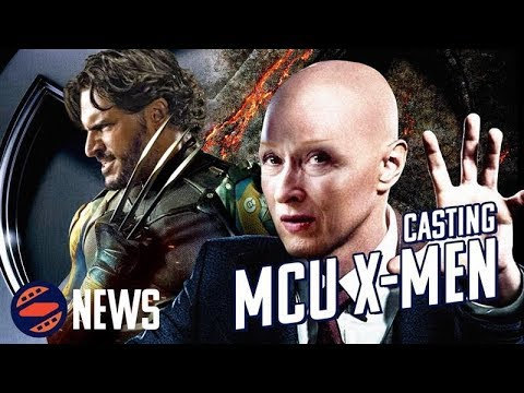 We Cast The MCU X-Men - Cast Away!