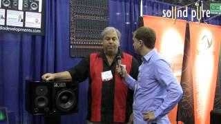 Trident Audio HG3 Studio Monitors - AES '09