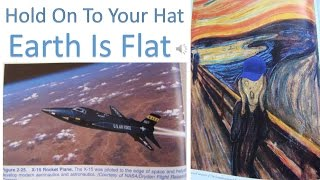 Flat Earth For Beginners - Hold Onto Your Hat, Earth Is Flat!