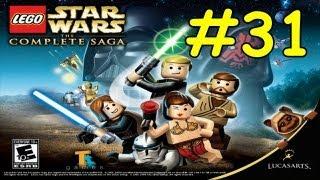 Lego Star Wars The Complete Saga Walkthrough Episode 6 Chapter 1 Jabba's Palace