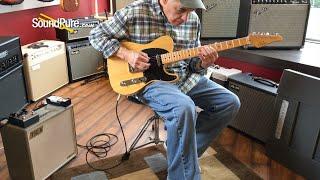 Suhr Classic T Antique Vintage Natural Guitar #JS3D1C - Quick 'n' Dirty