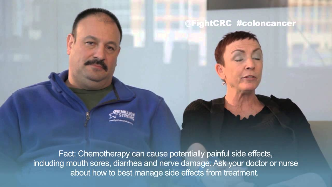 Colorectal Cancer Survivor Coach Colon Cancer Treatment