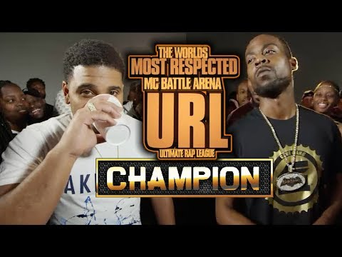 CHAMPION | TAY ROC VS GOODZ - N.O.M.E. 8 - SMACK/URL