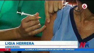 Una vecina Heredia apareció vacunada con las dosis sin haberse inmunizado contra la Covid 19