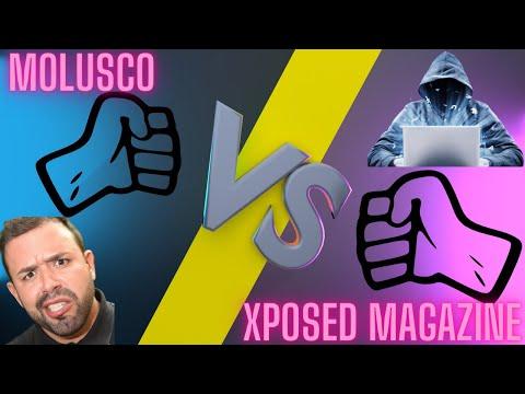 Molusco vs Xposed Magazine