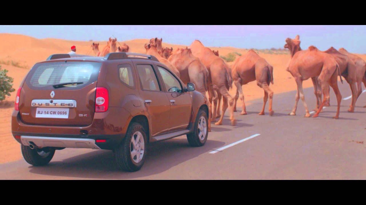 Renault Duster  Jaipur TVC