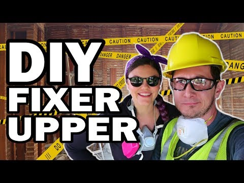 connectYoutube - We Bought a 100 Year Old Fixer Upper - Man Vs House Ep.1