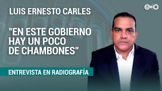 Diputado insinúa que hay comunicación entre Ejecutivo y Ministerio Público   RadioGrafía