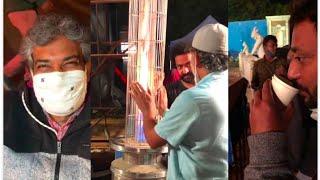 Latest Video From #RRR Team | Ram charan | NTR | Rajamouli - TFPC