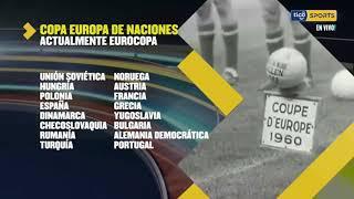 Un día como hoy se jugaba la Copa de Europa de 1960