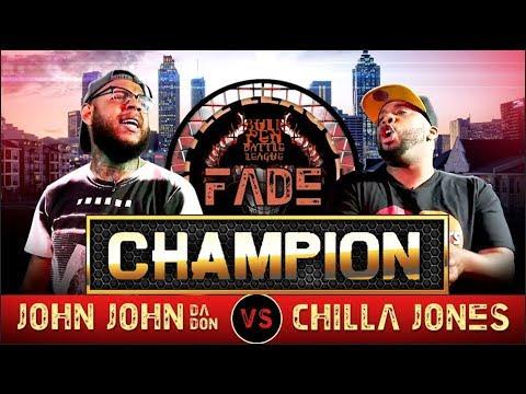 CHAMPION | JOHN JOHN DA DON VS CHILLA JONES - BULLPEN