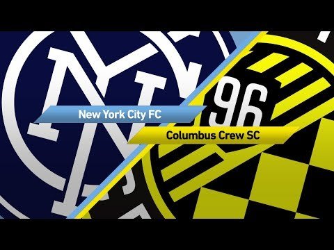 Highlights: New York City FC vs. Columbus Crew | October 22, 2017