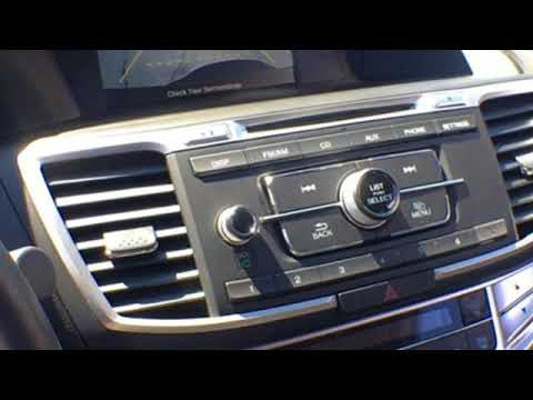 2015 Honda Accord White Plains NY Yonkers, NY #U24827L