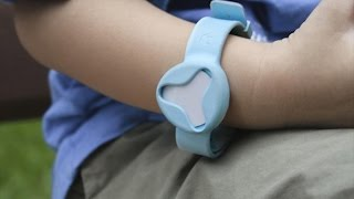 Wearables that track your kids