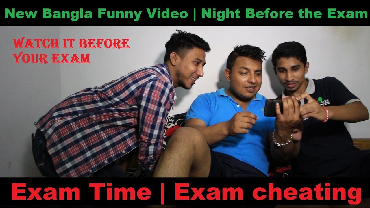 New Bangla Funny Video | Night before the exam | Cheating in exams funny video | Arifur Rahman