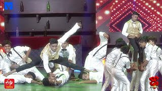 Raju Performance Promo - Dhee Champions (#Dhee12) - 16th September 2020 - Sudigali Sudheer - MALLEMALATV