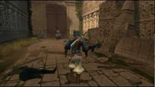 Prince of Persia: The Sands of Time Trilogy 3D Walkthrough PS3 Part 1 of 3