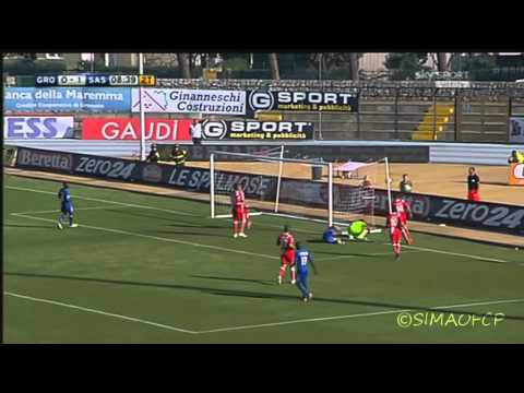 Video: Watch the two goals scored by Ghana striker Richmond Boakye-Yiadom in Italy