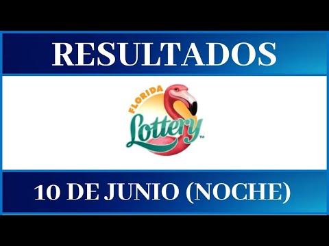 Lotería Florida Noche Resultados de hoy