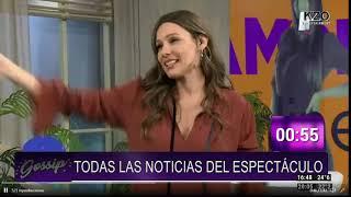PAMPITA CONTÓ QUE COMPARTIÓ DOS HOMBRES CON NICOLE NEUMANN