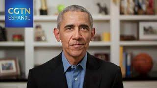 El expresidente de EE. UU. critica la respuesta estadounidense ante la pandemia