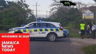 Jamaica  News Today November 30 2020/JBNN
