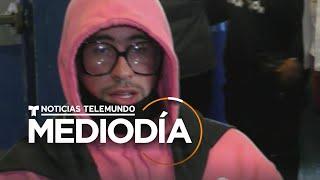 Bad Bunny les regala una linda Navidad a niños puertorriqueños   Noticias Telemundo