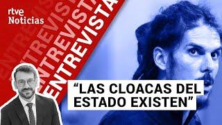 Entrevista a ALBERTO RODRÍGUEZ, de PODEMOS, por Marc Sala | La Noche En 24h RTVE