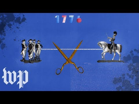 The fight for freedom from Great Britain   CONSTITUTIONAL   The Washington Post