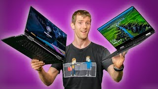 This Laptop Does EVERYTHING! Sorta.