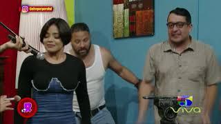 Filmación de película para Adulto / Discusión de parejas - El Reperpero