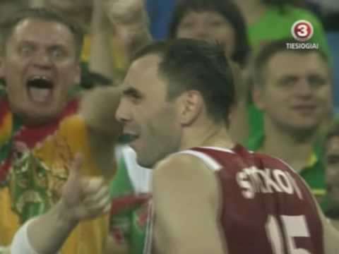Video: Nes tik Lietuvoje - fanai yra geriausi