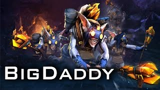 BigDaddy Meepo 1000 GPM/XPM | Dota 2 gameplay