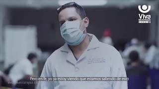 Médicos nicaragüenses batallan con amor y ciencia al Coronavirus