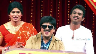 Railway Station ki Daredhi  Comedy Skit - Rocket Raghava Performance - Kiraak Comedy Show - MALLEMALATV