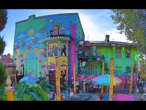 MOST Colorful Buildings in the World