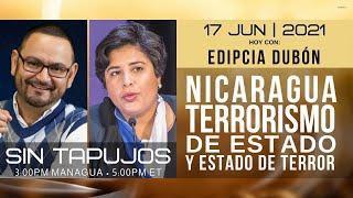 CAFE CON VOZ | Luis Galeano con Edipcia Dubón | 17-Jun-2021